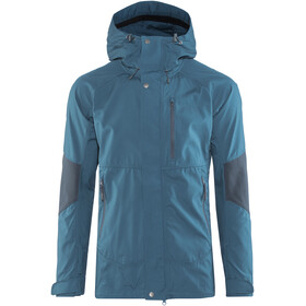 Lundhags Makke Jacket Men Petrol/Deep Blue